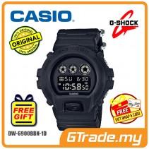 CASIO G-SHOCK DW-6900BBN-1D Digital Watch | Cordura Band Matte Black