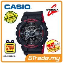 CASIO G-SHOCK GA-110HR-1A Digital Analog Watch | Bi-Color Molding