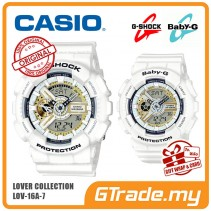 CASIO G-SHOCK BABY-G LOV-16A-7 Couple Watch | Lover Limited Edition