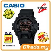 CASIO G-SHOCK DW-6900MS-1 Digital Watch | POLIS EVO Military Look