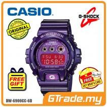 CASIO G-SHOCK DW-6900CC-6D Digital Watch | Purple Fashion Metallic