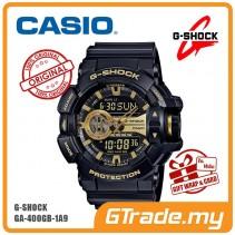 CASIO G-SHOCK GA-400GB-1A9 Analog Digital Watch | HIP HOP B-BOY
