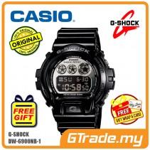 CASIO G-SHOCK DW-6900NB-1 Digital Watch | Blue Green EL Backlight